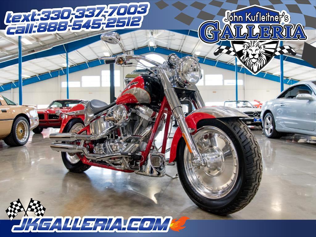 2005 Harley-Davidson FLSTFSE Screaming Eagle