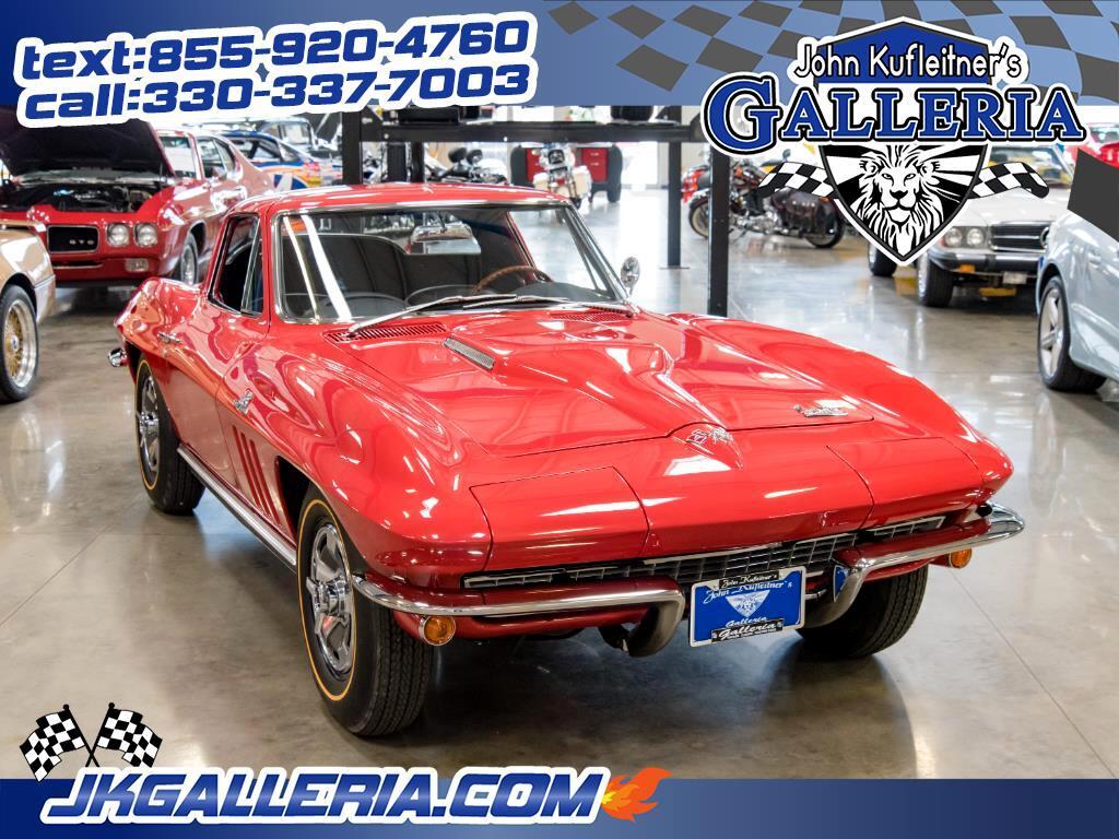 Chevrolet Corvette Sting Ray   1966