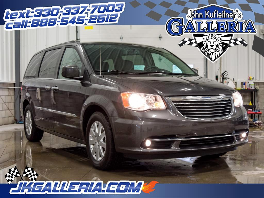 used 2015 chrysler town country 4dr wgn touring for sale in salem oh 44460 jk 39 s galleria of. Black Bedroom Furniture Sets. Home Design Ideas
