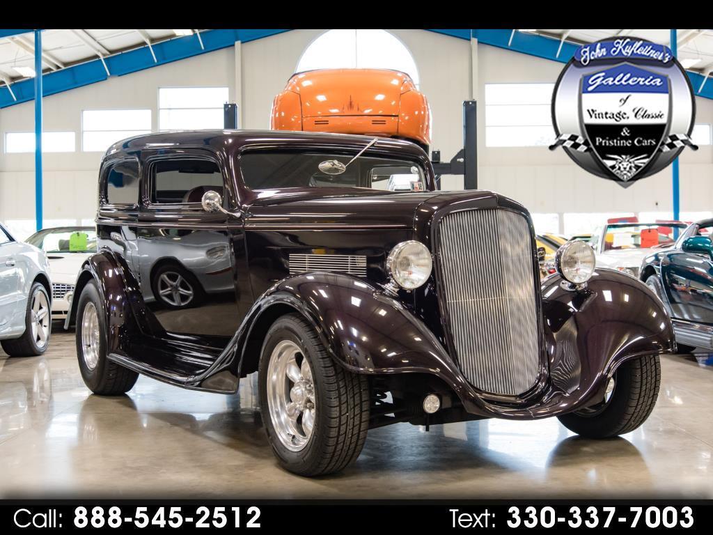 1934 Chevrolet 2 Door Tudor