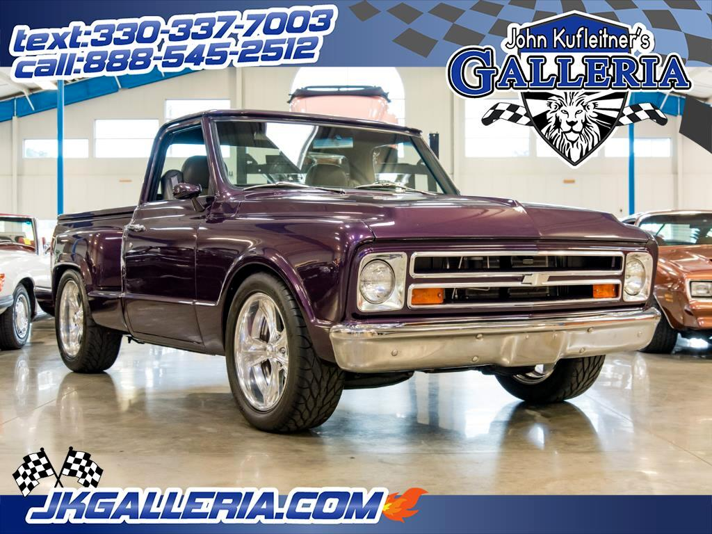 1968 Chevrolet C10 Pick-up