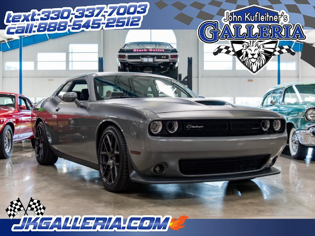 Dodge Challenger T/A Plus Coupe 2017