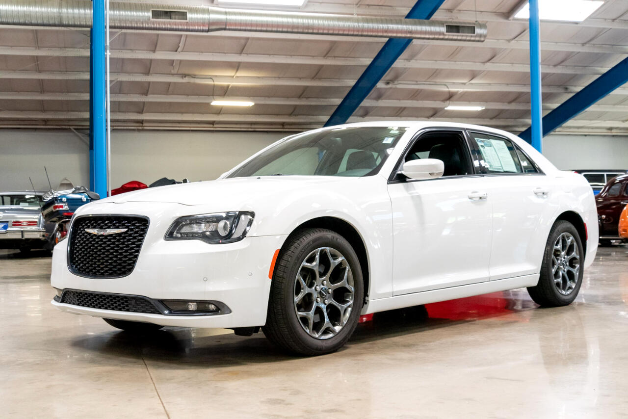 2016 Chrysler 300 4dr Sdn 300S AWD