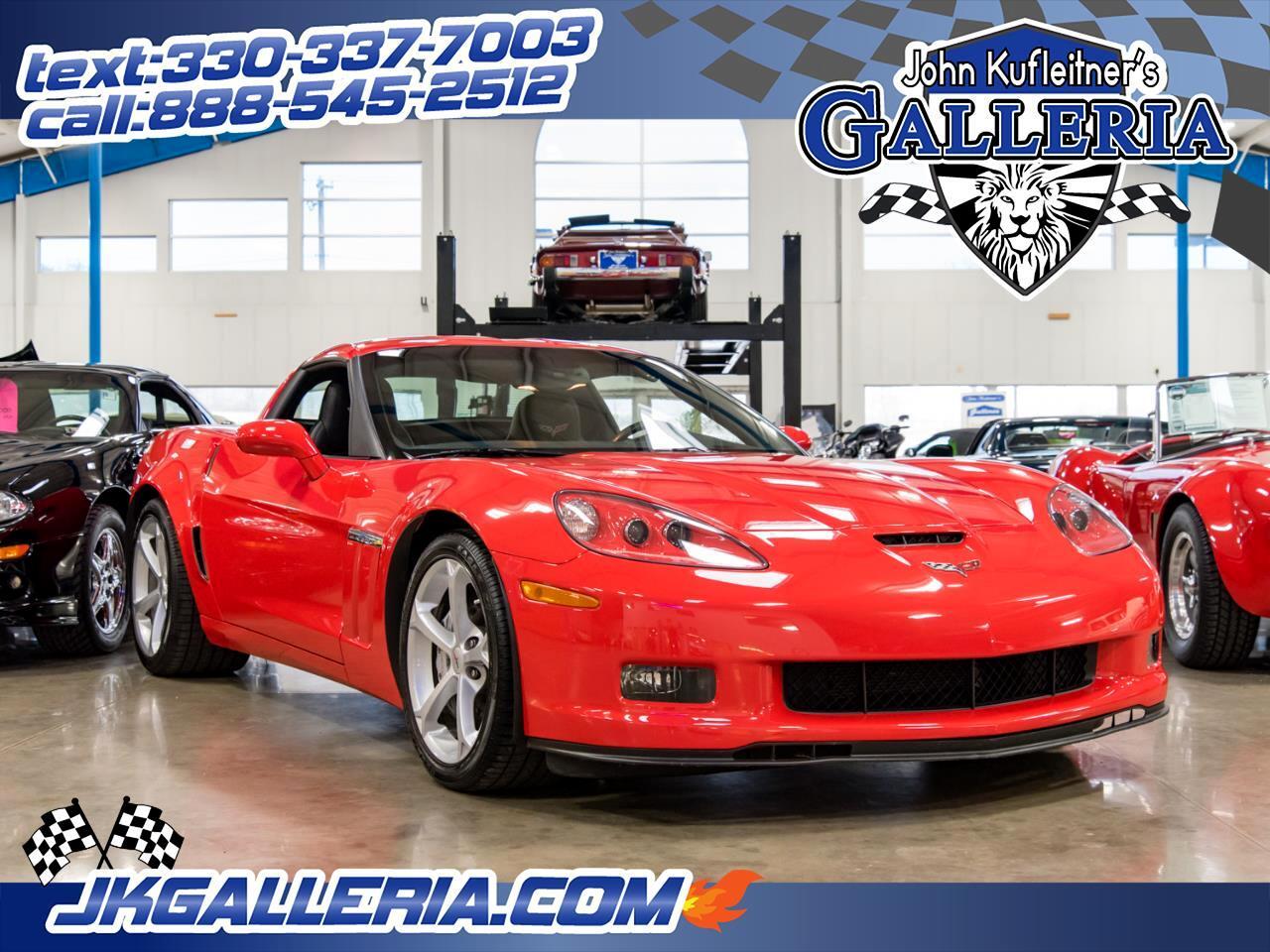 2011 Chevrolet Corvette 2dr Cpe Z16 Grand Sport w/3LT