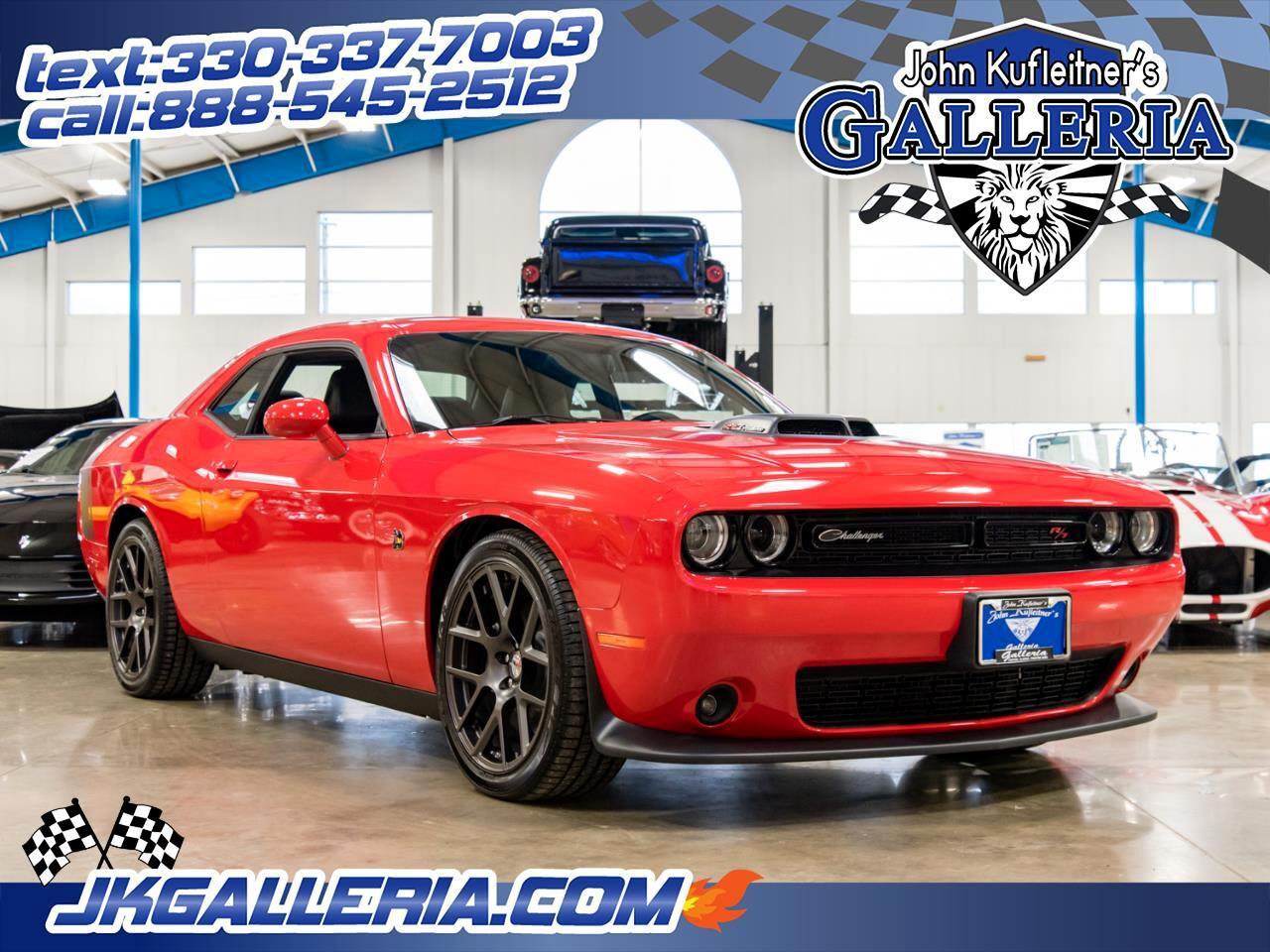 2016 Dodge Challenger 2dr Cpe 392 Hemi Scat Pack Shaker