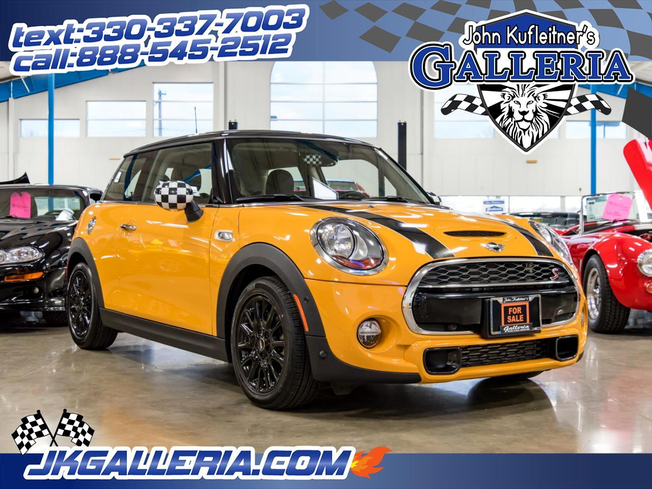 2018 MINI Hardtop 2 Door Cooper S FWD