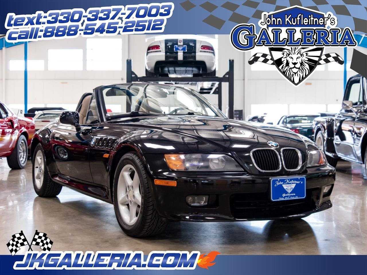 1998 BMW 3 Series Z3 2dr Roadster 2.8L