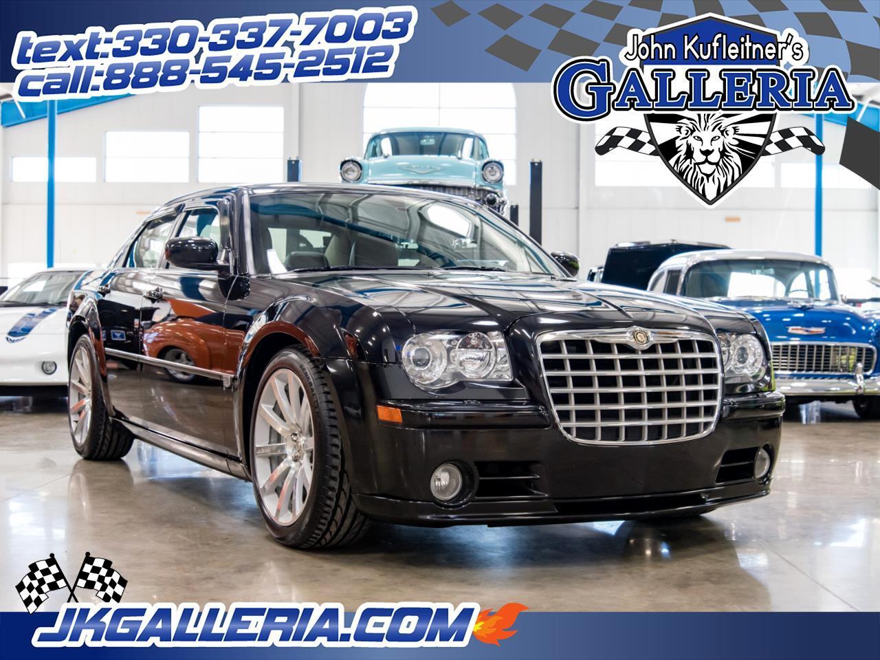 2005 Chrysler 300 4dr Sdn 300C SRT8 *Ltd Avail*