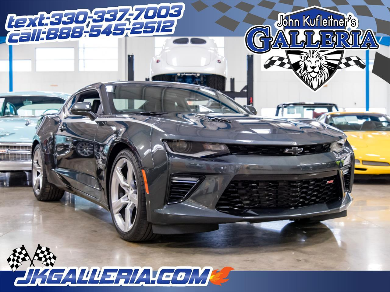 2017 Chevrolet Camaro 2dr Cpe SS w/2SS Hutter Performance upgrades