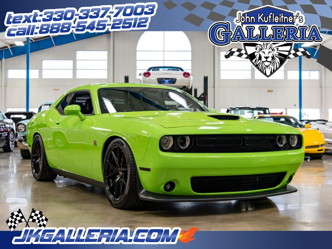 2015 Dodge Challenger 2dr Cpe R/T Scat Pack