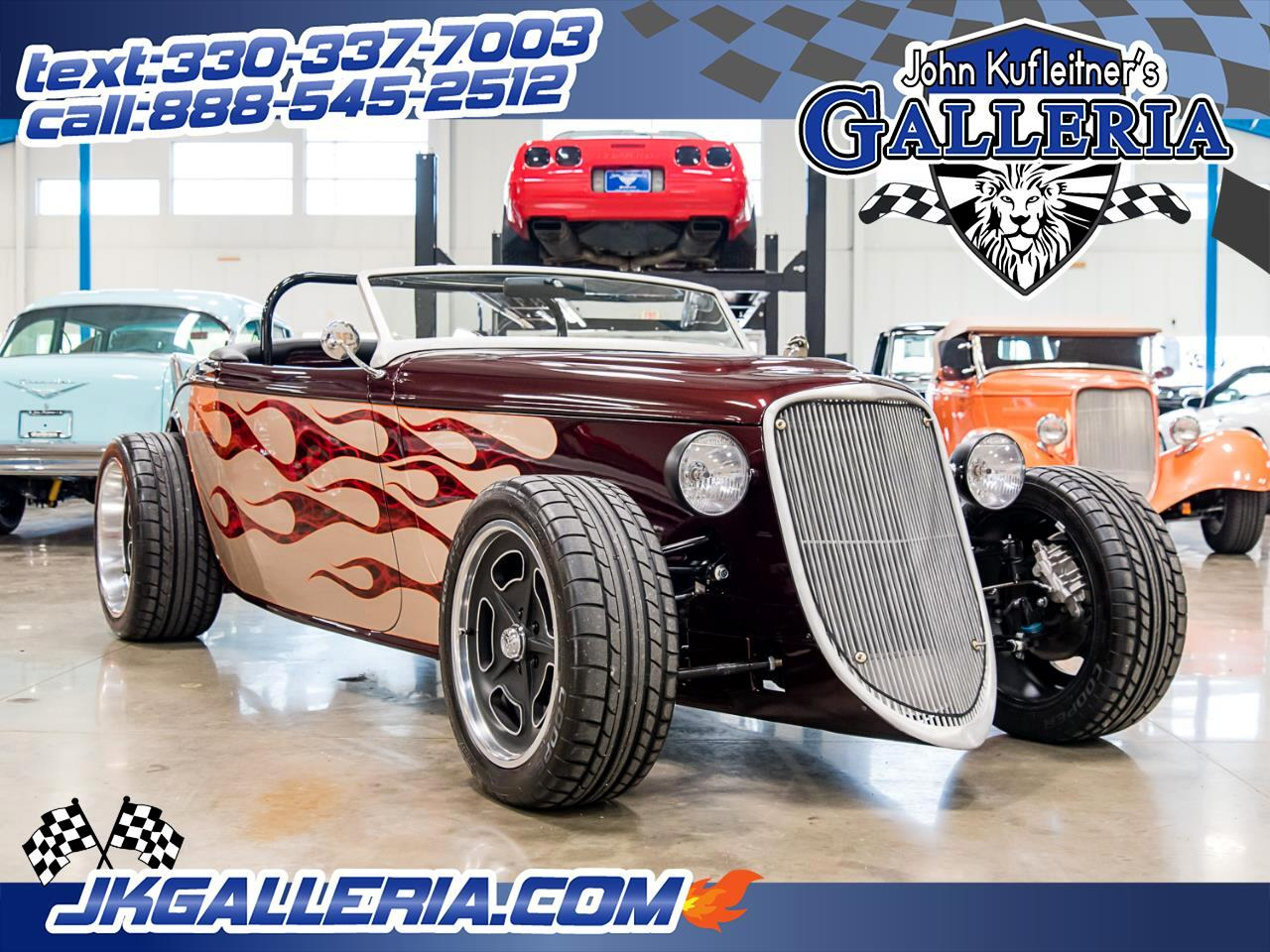 1933 Factory Five 33 Hot Rod