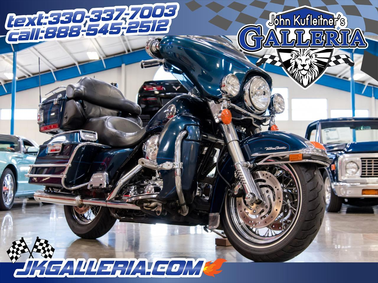 2004 Harley-Davidson Ultra Classic  Electra Glide