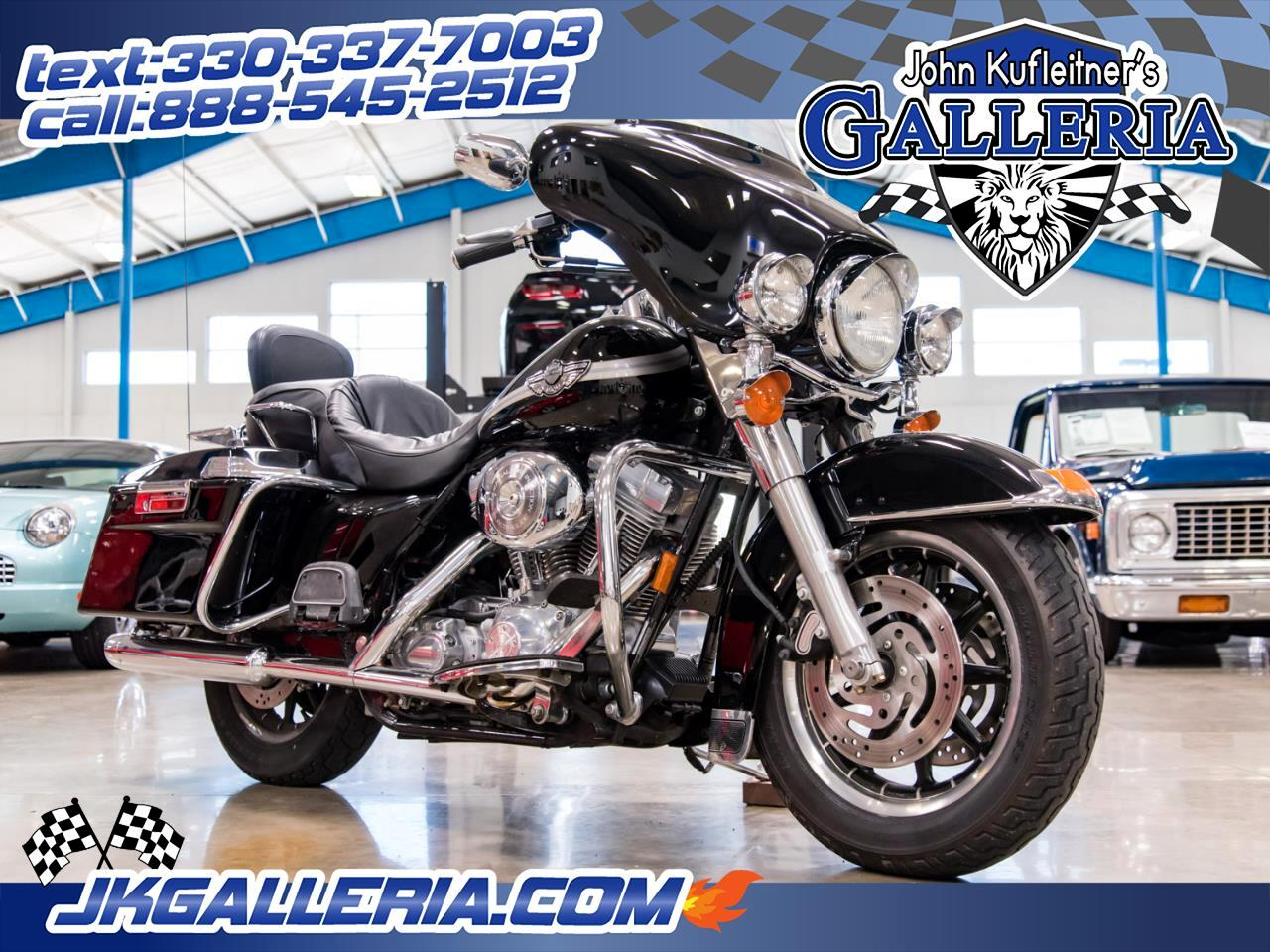 2003 Harley-Davidson Electra Glide Standard 100th Anniversary