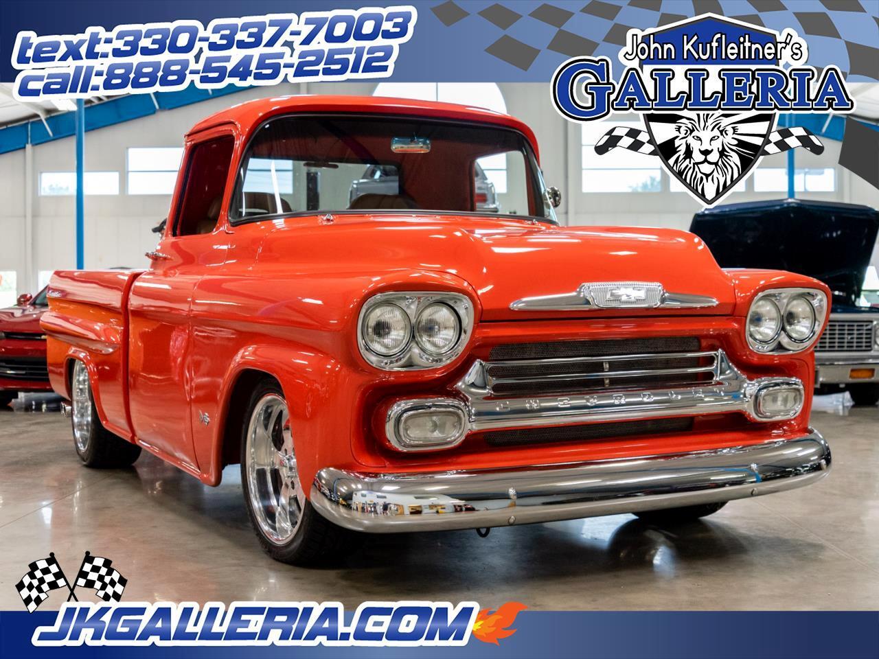 Chevrolet Apache 10  1958