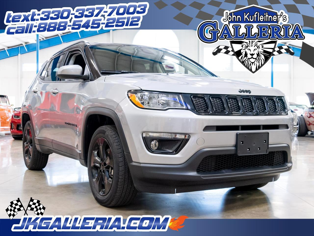 2018 Jeep Compass Altitude 4x4