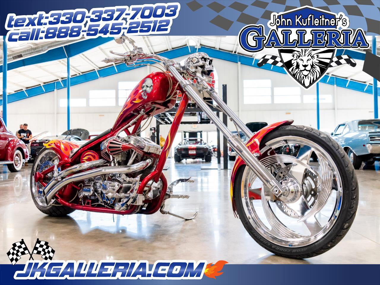 Custom Chopper  2004