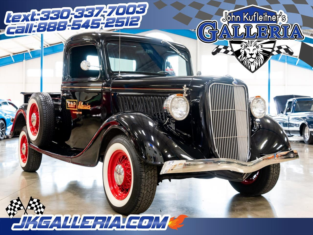 Ford Pick-up Truck  1935