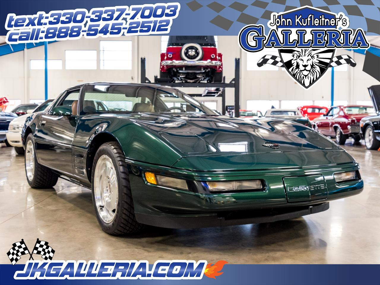 Chevrolet Corvette 2dr Coupe Hatchback 1994