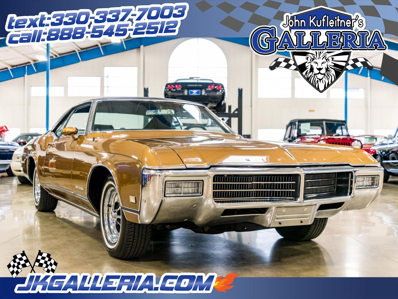 Buick Riviera 2dr Coupe 1969