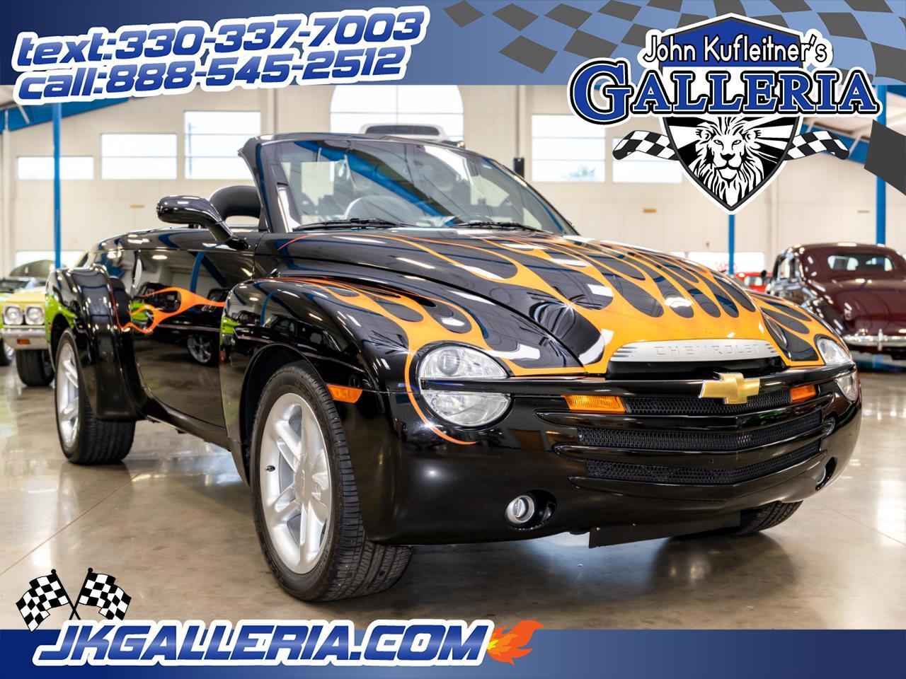 """Chevrolet SSR Reg Cab 116.0"""" WB LS 2003"""