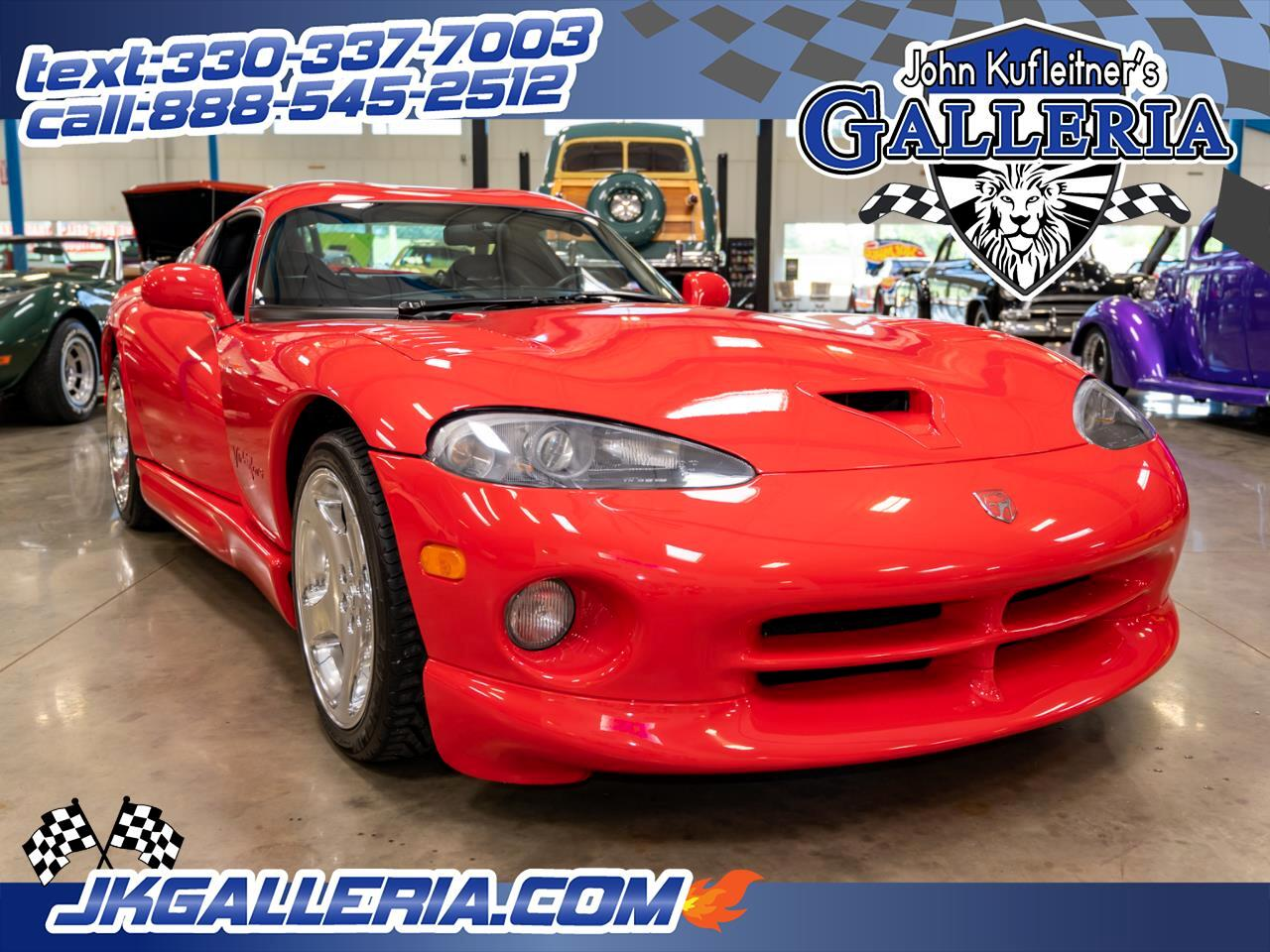 Dodge Viper 2dr GTS Coupe 2000