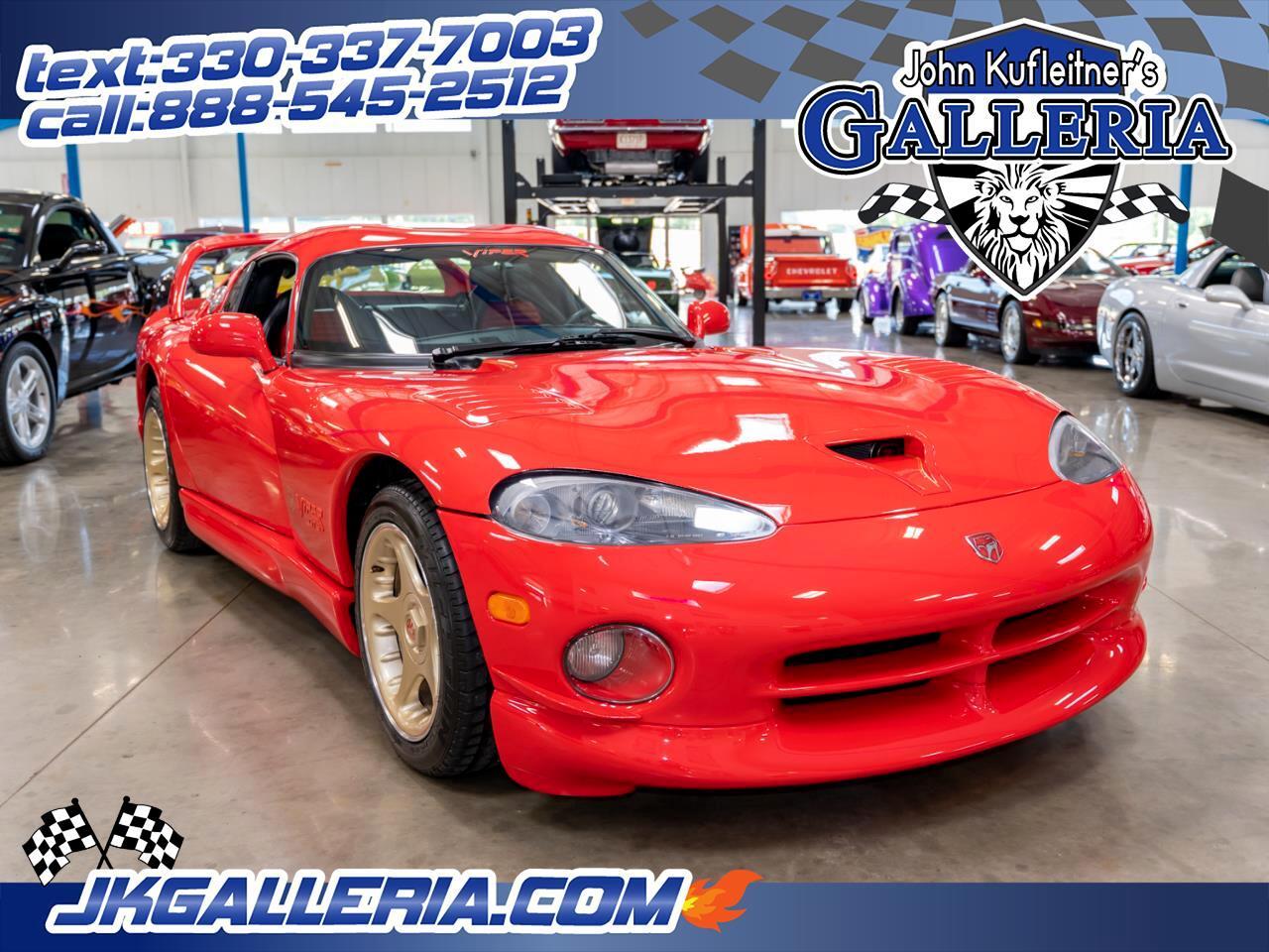 Dodge Viper 2dr GTS Coupe 1997