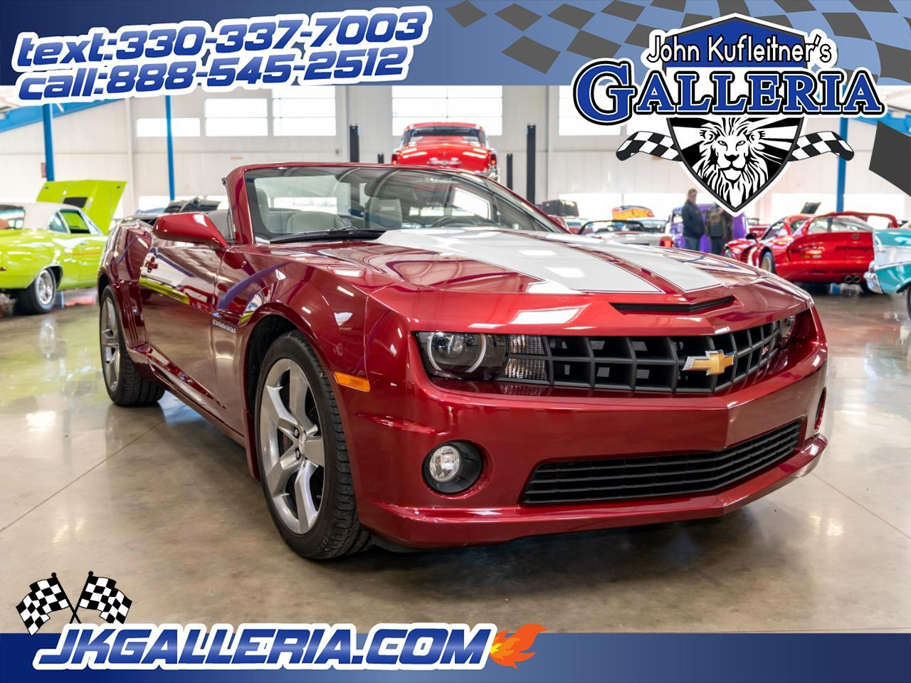 Used Chevrolet Camaro Salem Oh