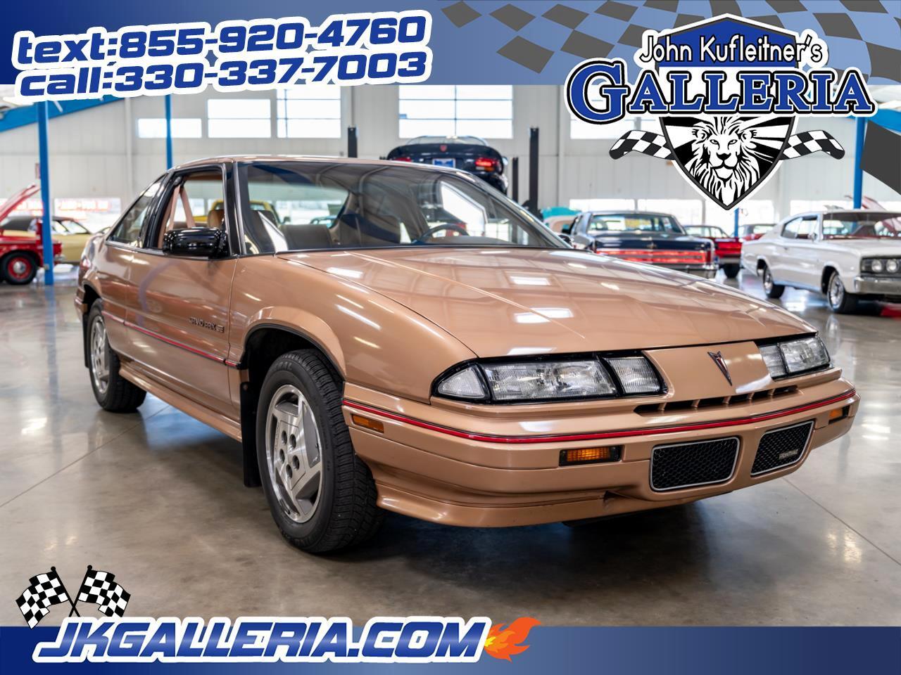 Pontiac Grand Prix 2dr Coupe SE 1989
