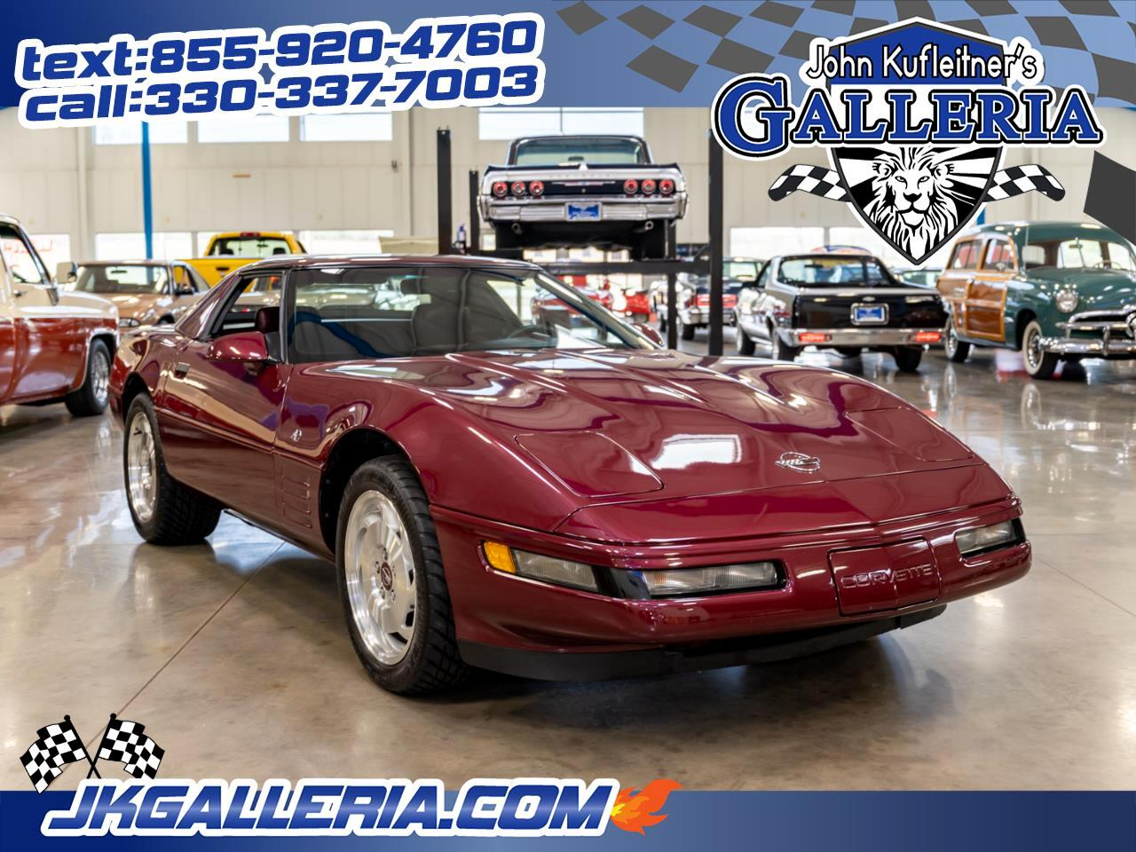 Chevrolet Corvette 2dr Convertible 1993