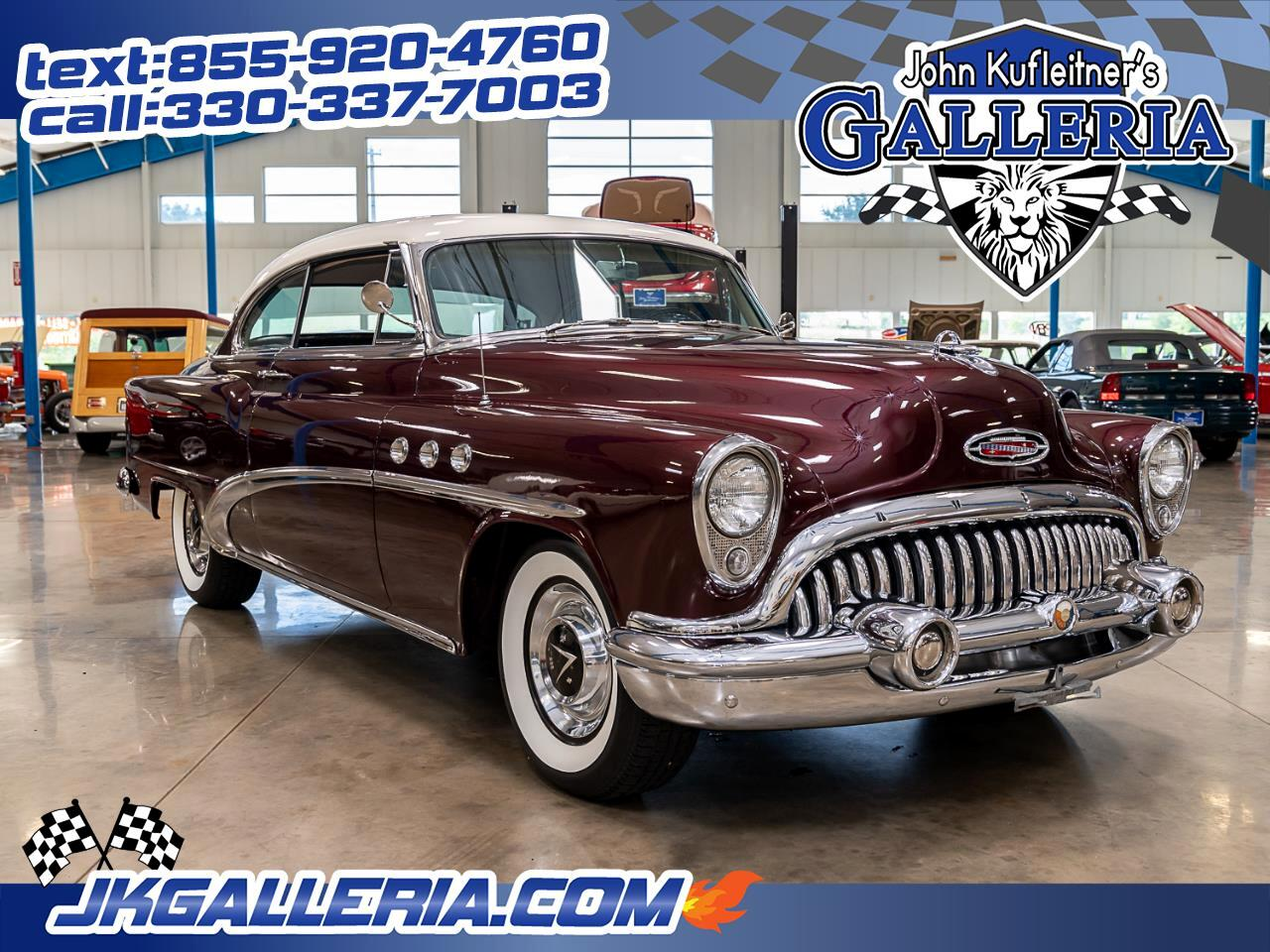 Buick Riviera  1953