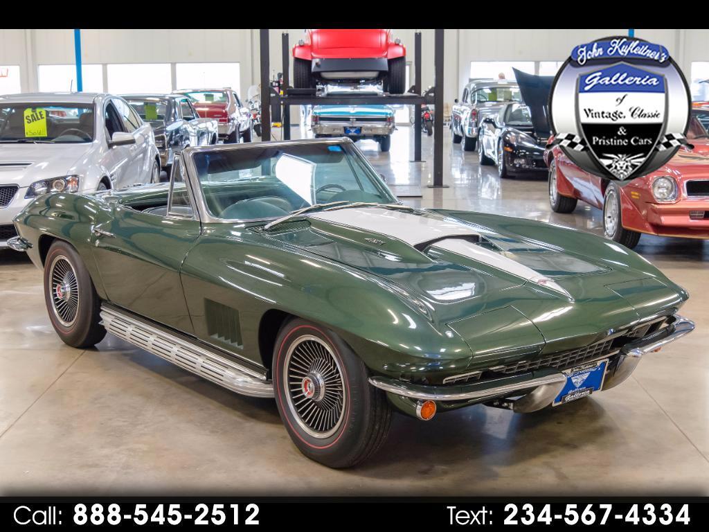 1967 Chevrolet Corvette L71