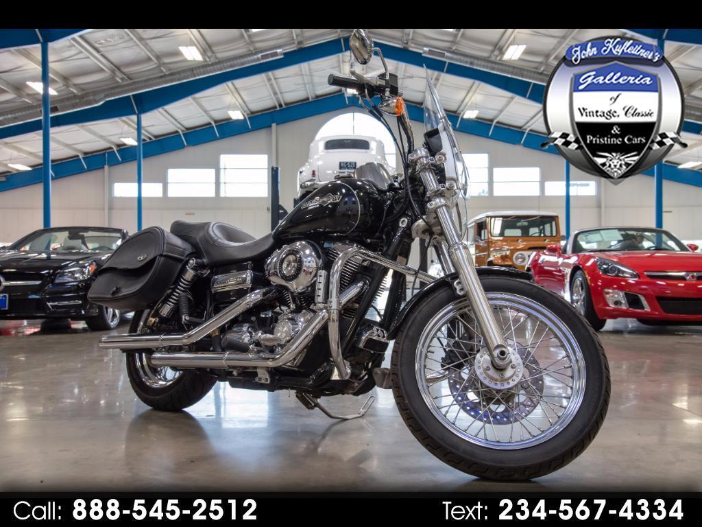 2011 Harley-Davidson FXDC