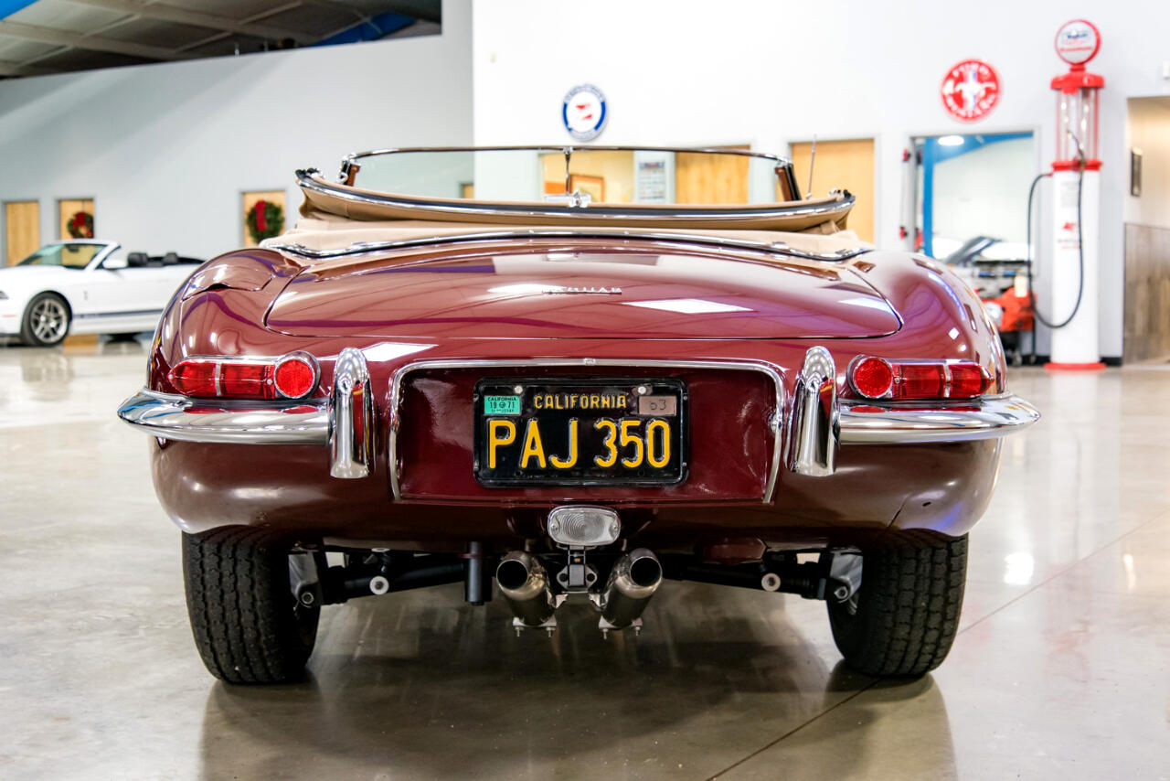 Jaguar XK-Series  1964