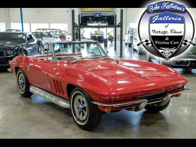 1965 Chevrolet Corvette 2dr Conv
