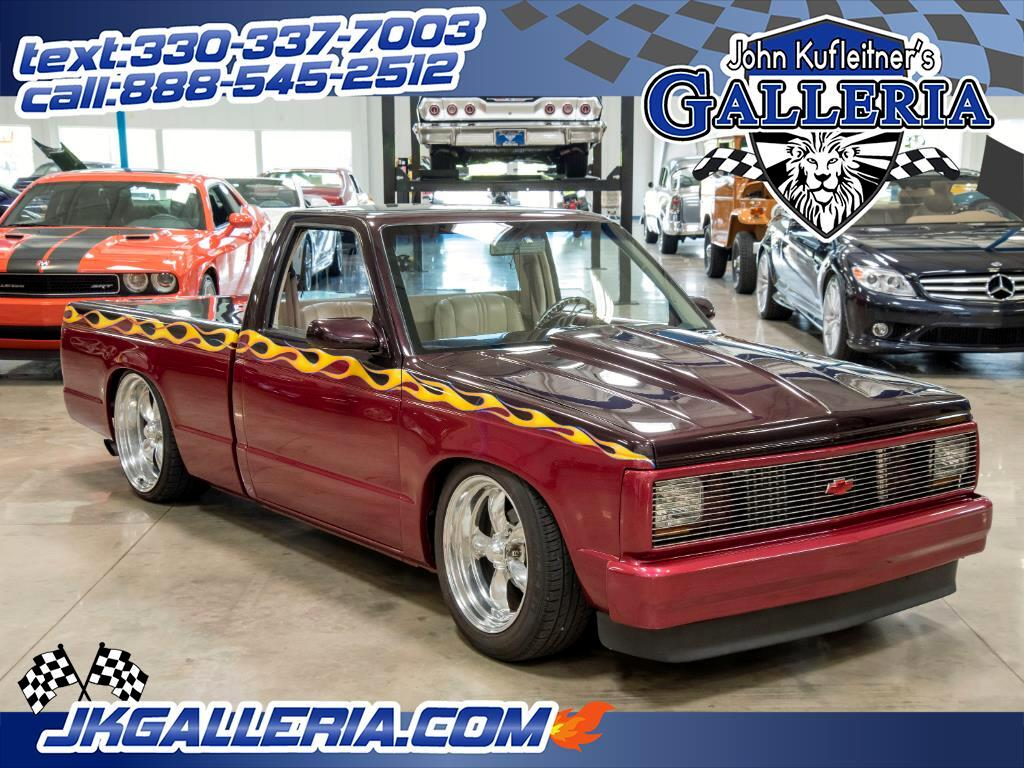 1991 Chevrolet S-10 CUSTOM TRUCK