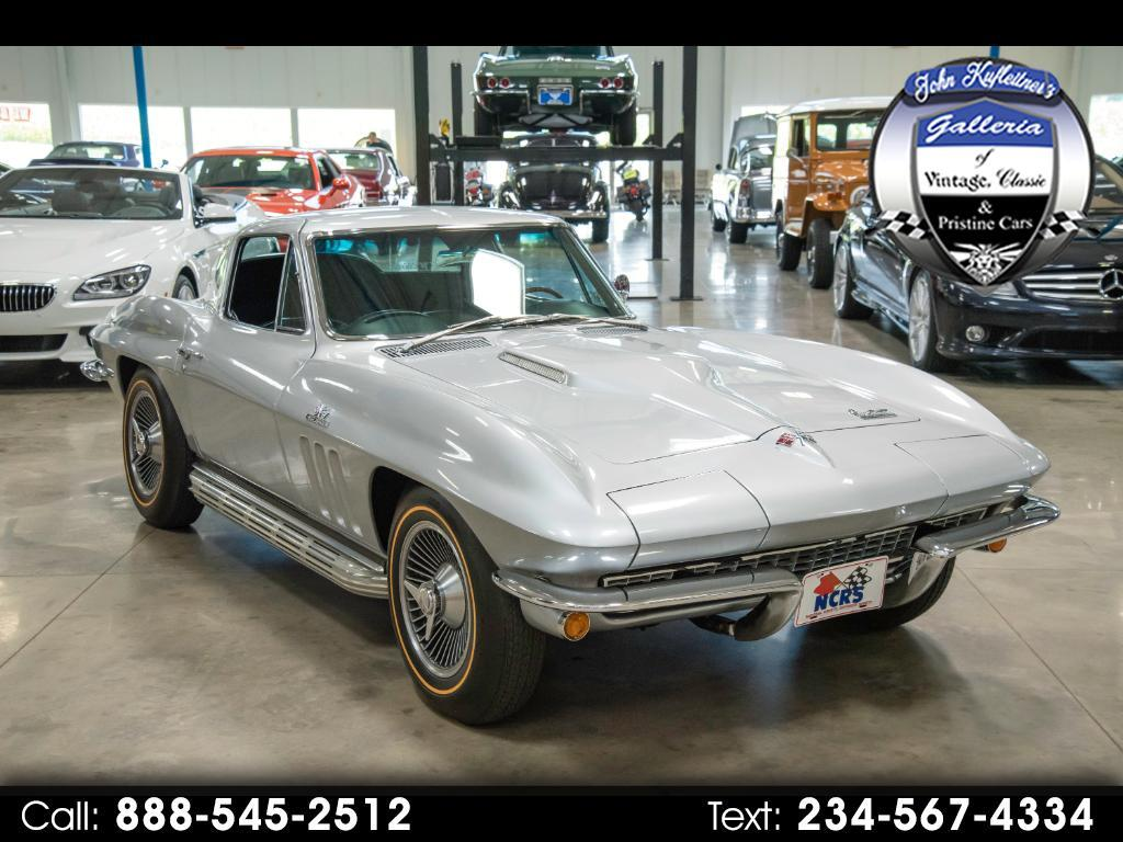 1966 Chevrolet Corvette Sting Ray  L36