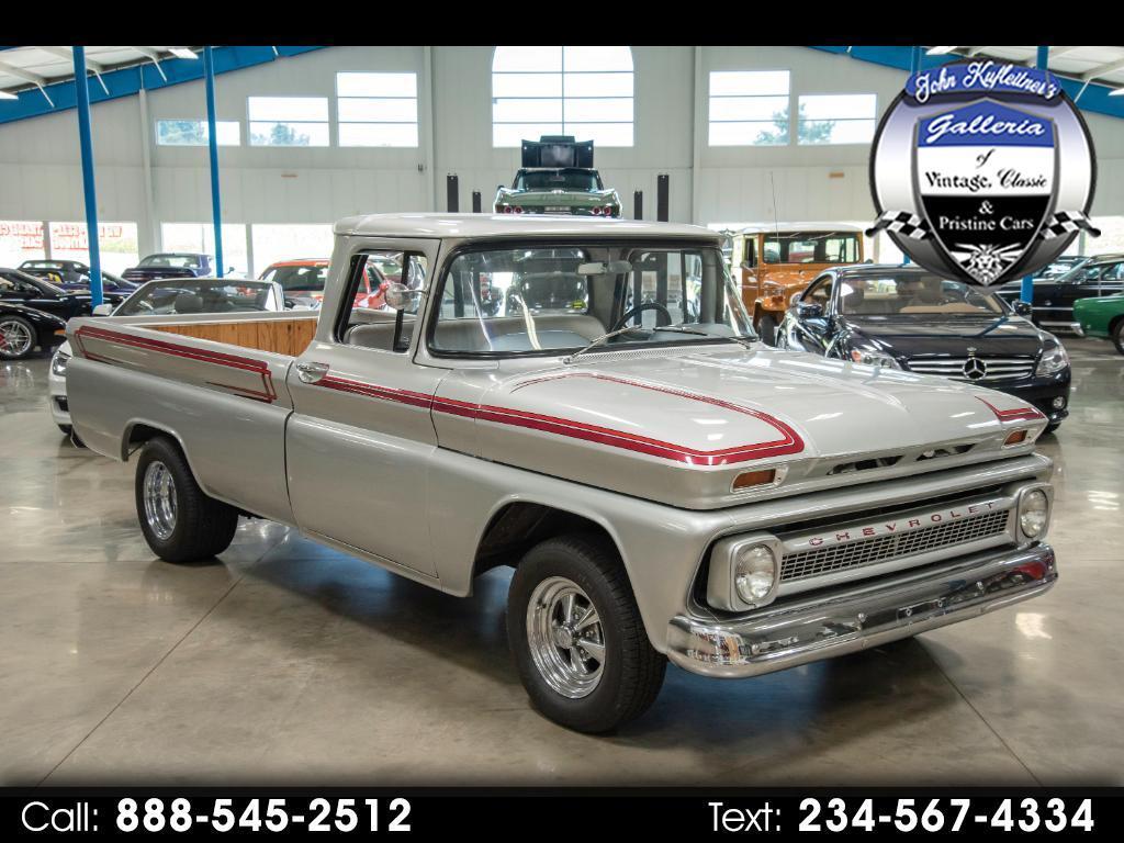 "1963 Chevrolet 1/2 Ton Pickups Fleetside 117.5"" WB 4WD"