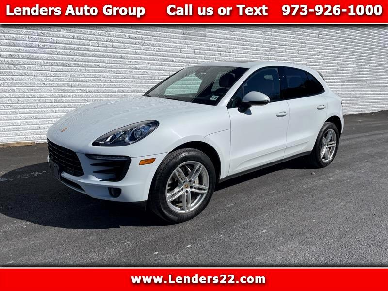 Used Porsche Macan Hillside Nj