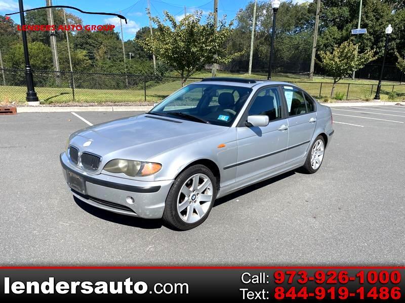 BMW 3-Series 325xi Sedan 2004