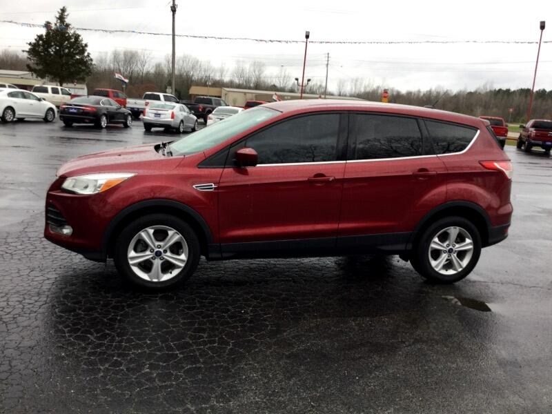 2013 Ford Escape EcoBoost EcoBoost