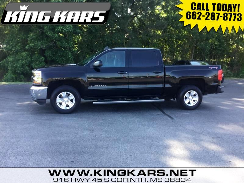 Chevrolet Silverado 1500 LT Crew Cab Long Box 4WD 2016