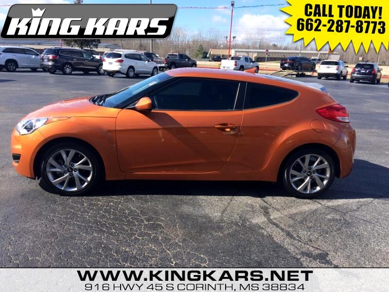 Hyundai Veloster Base 6MT 2016
