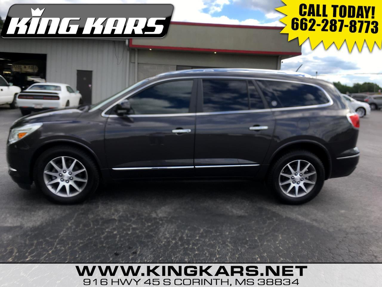 Buick Enclave FWD 4dr Leather 2014