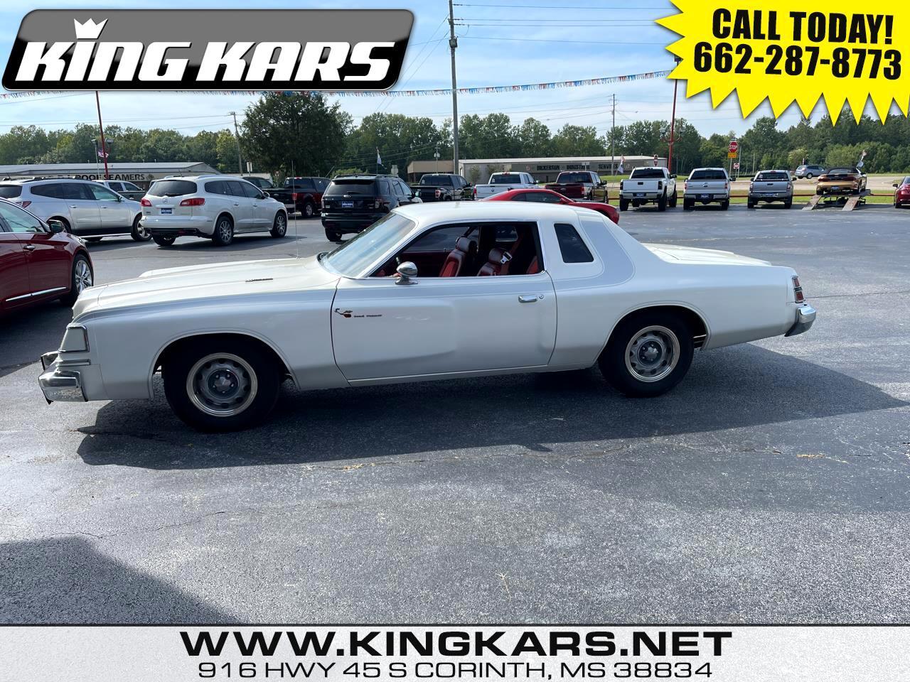 Dodge Magnum  1978