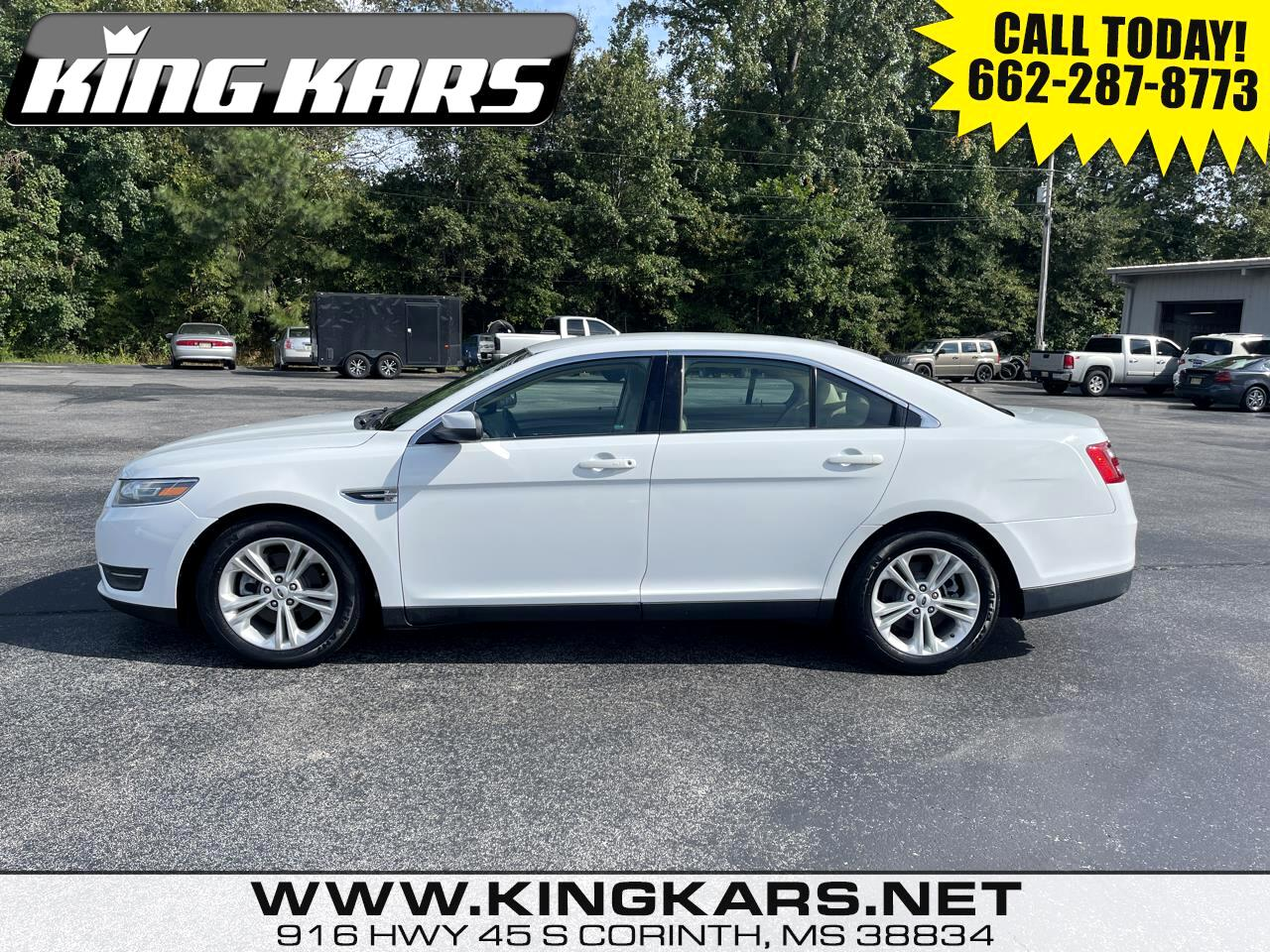 Ford Taurus 4dr Sdn SEL FWD 2015