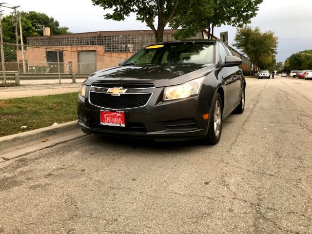 2011 Chevrolet Cruze 4dr Sdn LT w/1LT