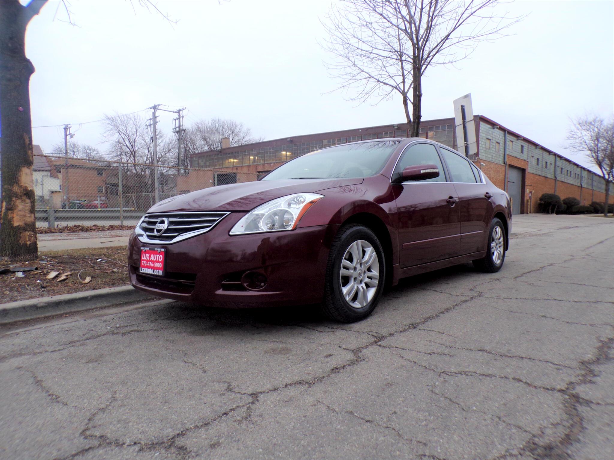 2010 Nissan Altima 4dr Sdn I4 CVT 2.5 SL