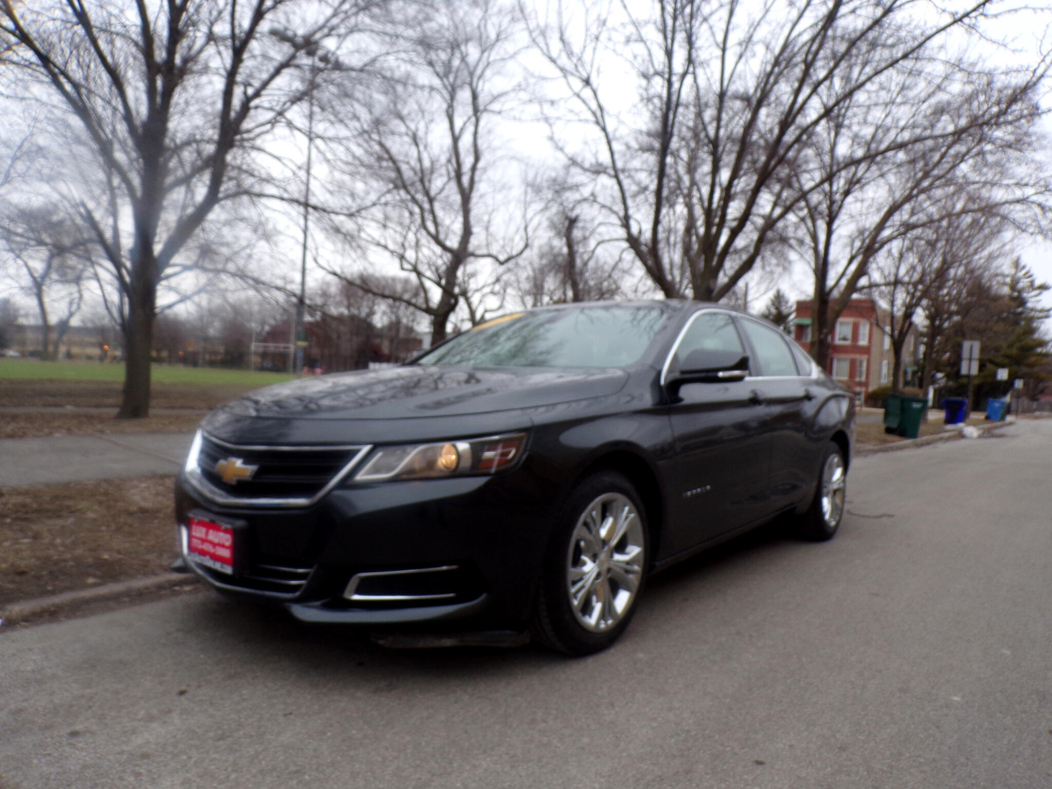 2015 Chevrolet Impala 4dr Sdn LT w/2LT