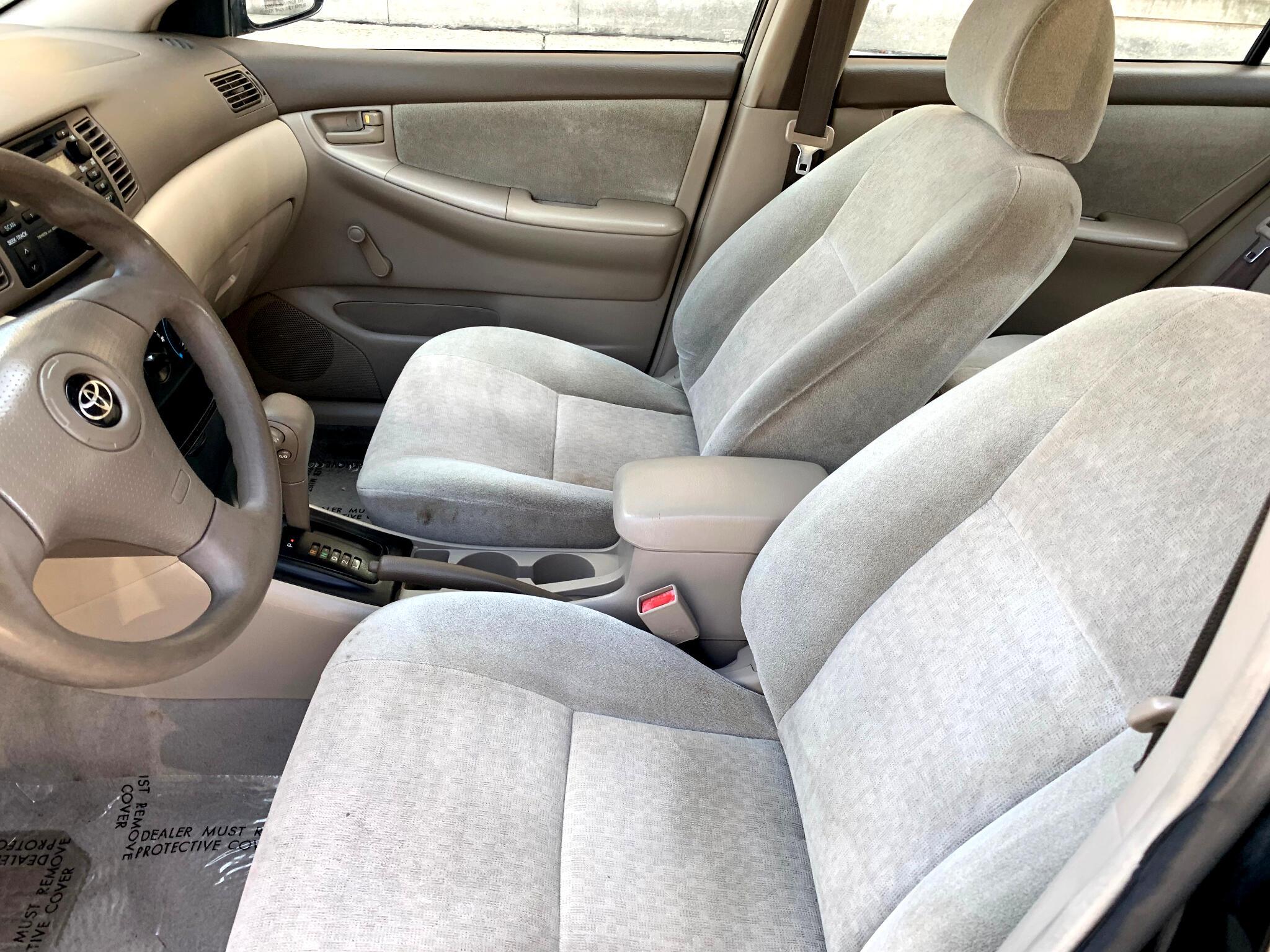 2003 Toyota Corolla 4dr Sdn CE Auto (Natl)