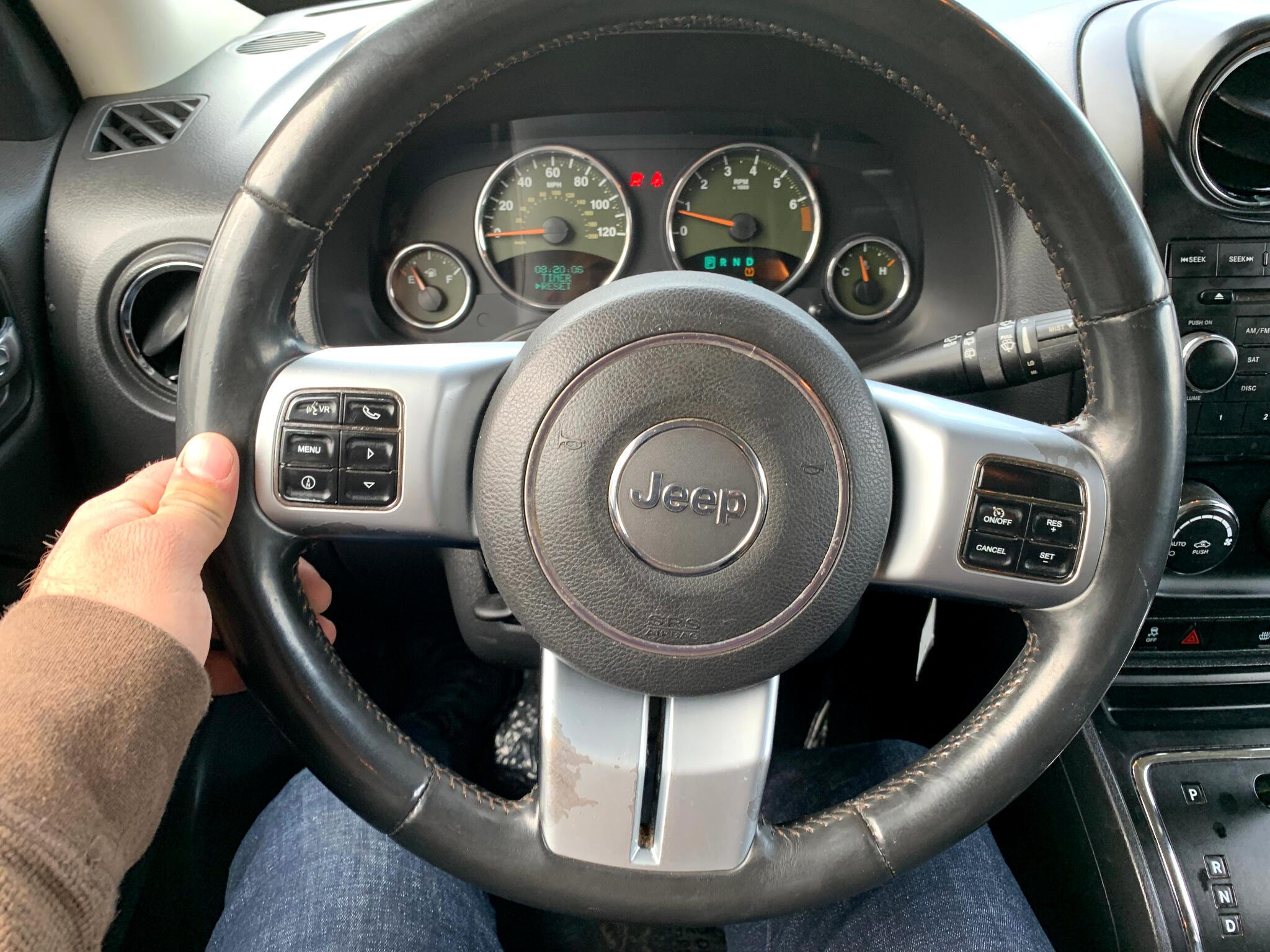 2011 Jeep Patriot FWD 4dr 70th Anniversary